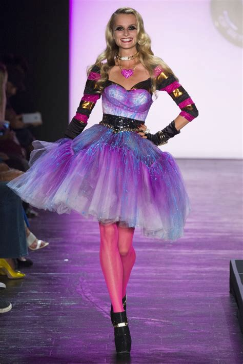 Style From Betsey Johnson And Couture by Betsey Johnson New York Fashion Week Show Summer