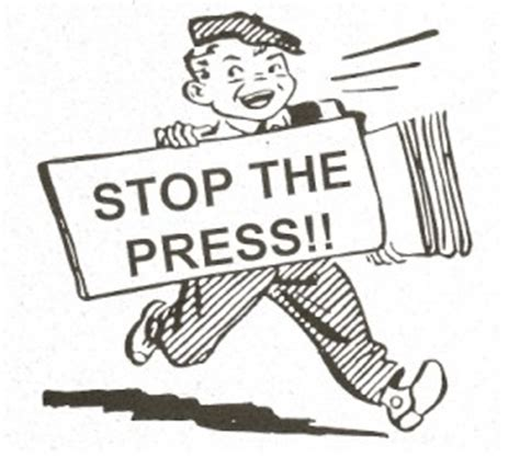 The Press by Did David Therien Take A Bathroom During The Kelades