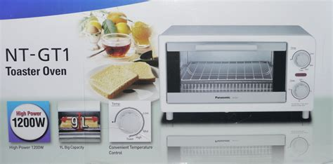 Oven Toaster Panasonic Nt Gt1 panasonic oven toaster cebu appliance center