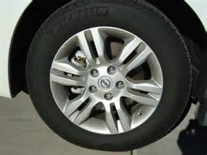 2011 Nissan Sentra Tire Size 2007 2011 Nissan Altima Factory 16 Quot Wheels Tires Oem