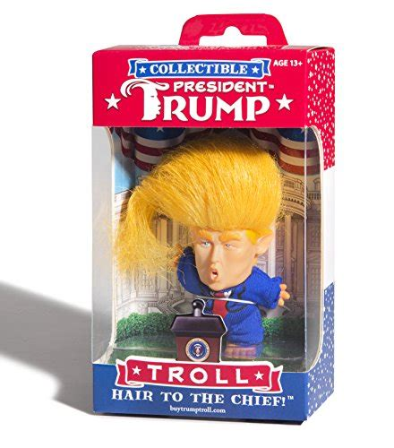 donald for president doll collectible president donald troll doll hair to