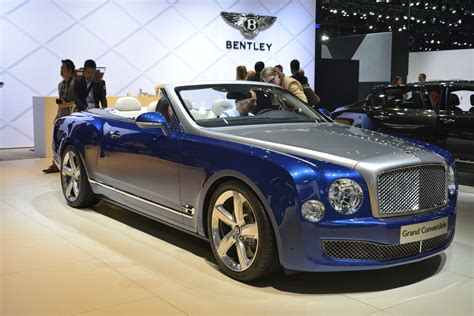 green bentley convertible bentley shows grand convertible in la production depends