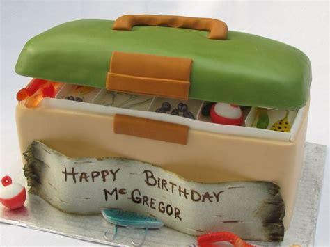 Wedding Tackle Box by Fishing Tackle Box Cake Celebration Cakes