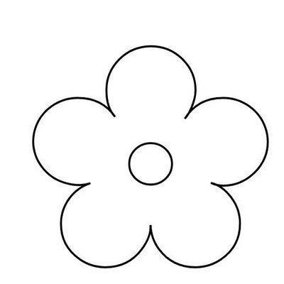 flores moldes para imprimir imagui 25 melhores ideias sobre moldes de flores no pinterest