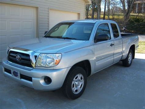 2006 Toyota Tacoma Access Cab Purchase Used 2006 Toyota Tacoma Extended Cab With Rear