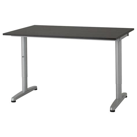 adjustable height desk ikea ikea galant electric height adjustable desk nazarm