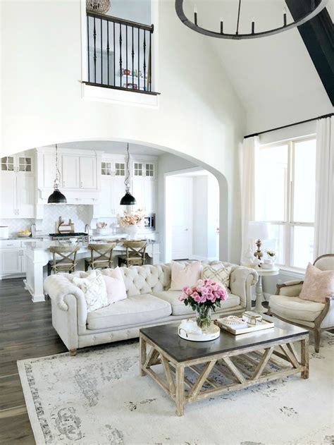 kitchen livingroom 2018 kitchen and living room tour sources my house