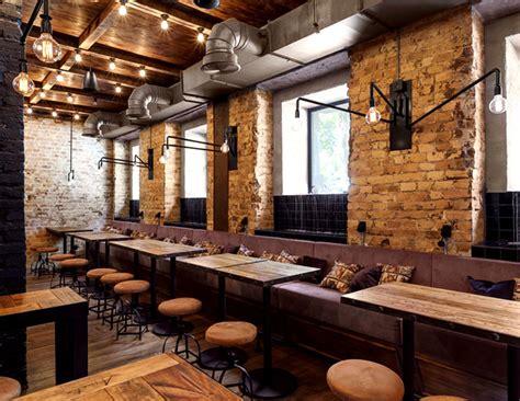 interior design of cafe bar bottega wine and tapas bar kiev jarrett furniture