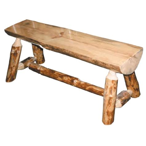 Log Dining Tables Rustic Pine Kitchen Table Minnesota Pine Log Dining Room Furniture The Log Furniture Store