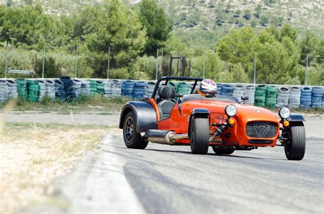 caterham cars breaks export sales record