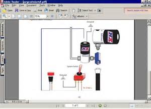 wiring diagram for nitrous systems get free image about wiring diagram