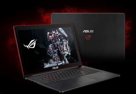 Asus Rog Laptop White Screen new asus gaming laptop specs features price tech titan unveils ultra thin notebook with