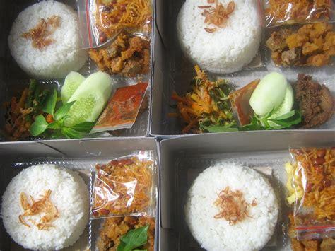Nasi Pecel Samset Paket Murah Makan Makan Siang agustus 2013 pusat aneka makanan indonesia