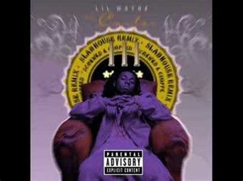 wayne comfortable lil wayne comfortable chopped screwed youtube