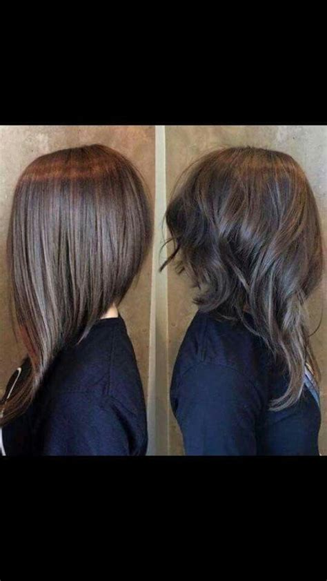 v diagonal hairstyle 25 best ideas about long angled haircut on pinterest