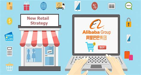Alibaba New Retail Strategy | alibaba is pushing its new retail strategy to leverage