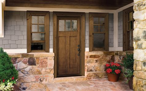 Craftsman Entry Door Front Doors Sacramento By Exterior Doors Sacramento