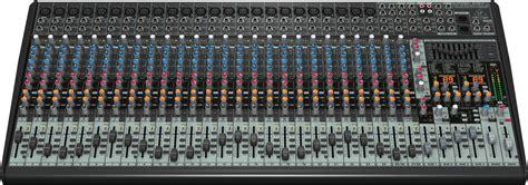 Mixer Behringer 32 Channel behringer eurodesk sx3242fx 32 channel analog mixer