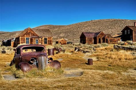 ghost town bodie usa iwashere pinterest