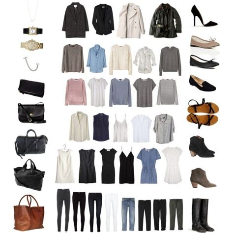 capsule wardrobe plus size clothing fashion