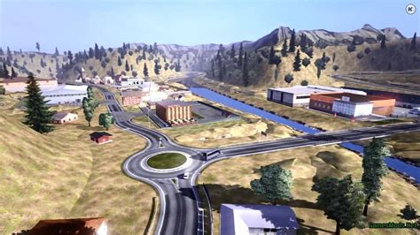 ets 2 europe africa map 5 5 europe africa map multimod v5 5 187 gamesmods net fs17