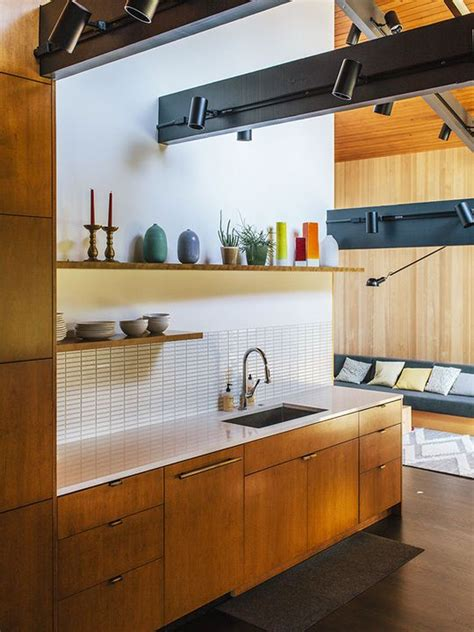 mid century modern kitchen ideas 39 stylish and atmospheric mid century modern kitchen
