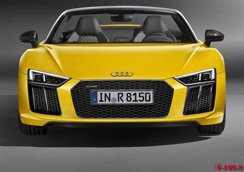 Audi R8 0 100 by Novita Audi R8 Spyder V10 0 100 It