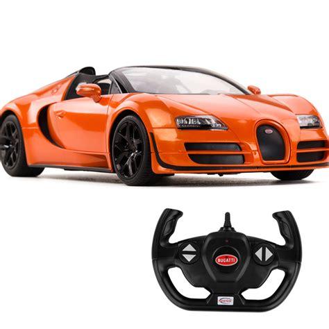 Bugatti Veyron car remote control 2.4G ultra far remote