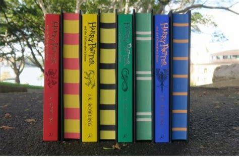 the idea of india 20th anniversary edition books hogwarts these harry potter house editions are everything