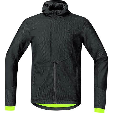 gore mens cycling jackets gore bike wear element urban windstopper softshell jacket