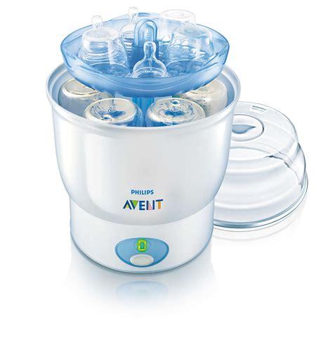Avent Sterill Bottle digital steam sterilizer scf276 33 avent