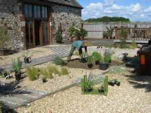 Ideas For Gravel Gardens Gravel Garden Designs Exclusive Garden Design