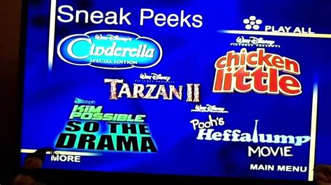 Sneaky Peeks by Sneak Peeks Menu Better Version