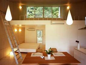 Small Home Interiors small home design ideas metal clad house with wood interior modern