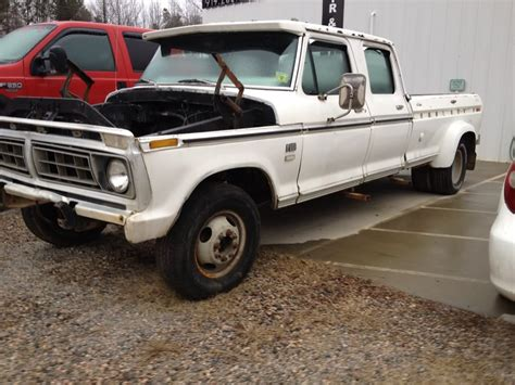 ford f350 crew cab for sale 77 ford f350 crew cab dually for sale diesel bombers