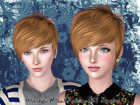 sims 3 custom content fringe hairstyle mod the sims wcif this hair for female sims