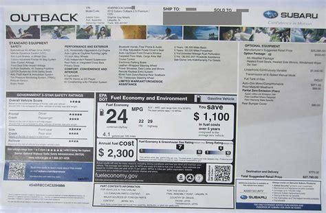 subaru outback decals wrx sti sticker price kamos sticker