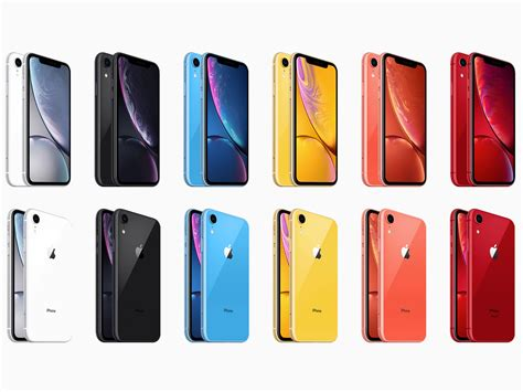 apple s colorful new iphone xr could trigger a awaited upgrade cycle aapl