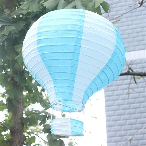 Air Balloon Lantern Lentera wholesale paper lantern air balloon paper lanterns for wedding