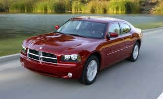 2010 Dodge Charger Car And Driver
