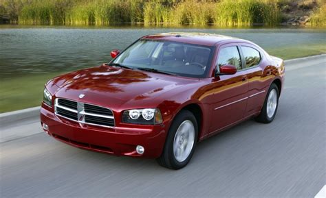 dodge charger 2010 car and driver