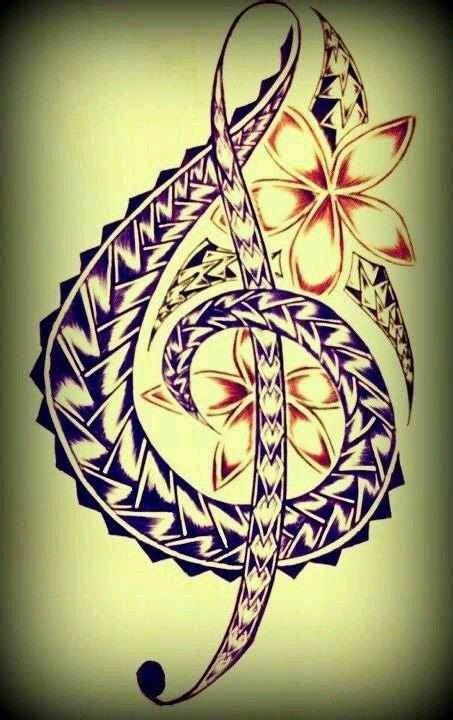 samoan flower tattoo designs my new artwork for a via alfakasi tiene samoa