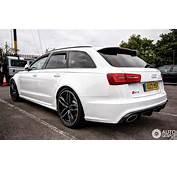 Audi RS6 Avant C7  4 December 2013 Autogespot