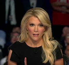 megan kelly got hair extensions why fox news anchors wear so much makeup her hair