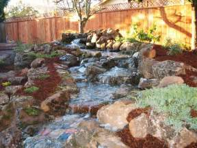 gardening landscaping awesome backyard water features