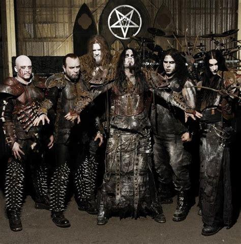 Sho Metal Tahun black line 10 band black metal penganut satanisme di dunia