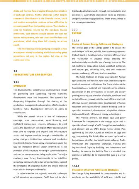 indicative template regional indicative strategic development plan