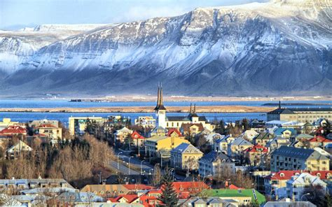 Reykjavik For The Country by Reasons To Visit Iceland In Winter Travel Leisure