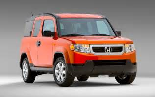 2015 Honda Element Honda Element