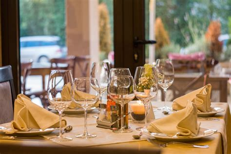 fine dining table setting fine dining table set up picture free stock photo of fine dining restaurant table